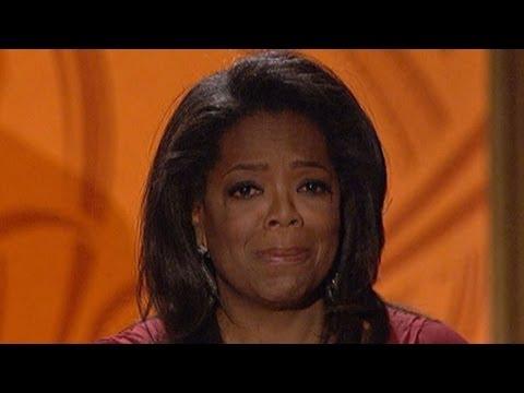Oprah winfrey receives honorary oscar