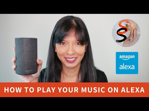 How to stream your music on alexa with sound stream