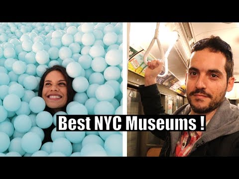 Top 5 nyc museums you've never heard of (but should visit)! -things to do in new york city