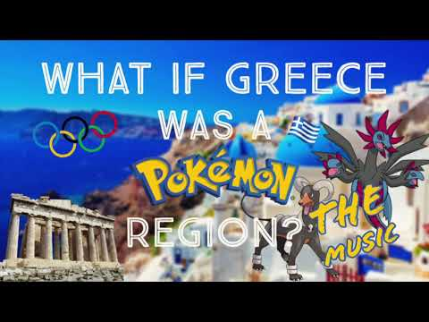 What if greece was a pokémon region: the music