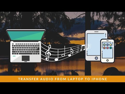 The easiest way to transfer songs from laptop to iphone or ipad without itunes