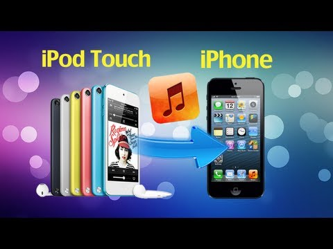 Ipod to iphone music transfer: how to transfer music from ipod to iphone without itunes