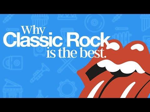 Classic rock is the best genre