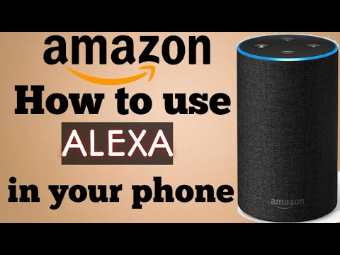 How to use alexa on your android phone