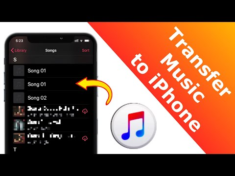 How to transfer music from computer to iphone! [2 methods]