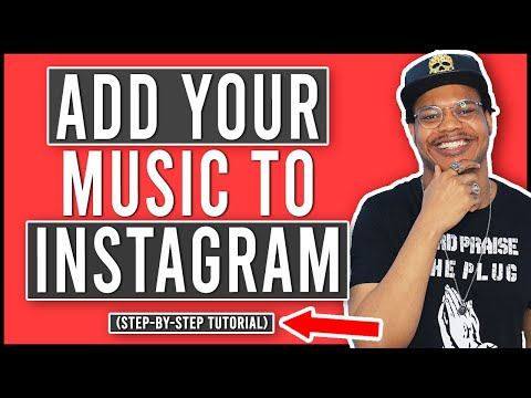 How to add your own music to your instagram story (step-by-step tutorial)