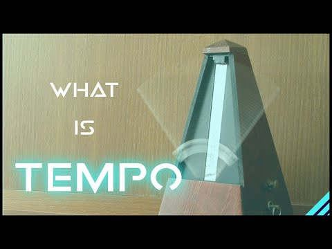 Why tempo is important to music and how tempo evolved over time | music basics | sopädia music