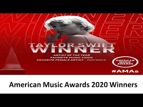 American music awards 2020 winners: latest awards and honors in india 2020 |