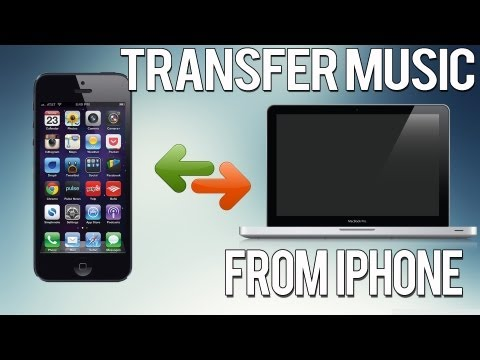 How to transfer music from iphone/ipod/ipad to your computer free [windows]
