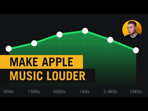 How to make apple music louder (make your iphone louder with this trick)