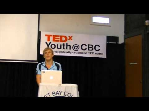 Celebrities are bad role models for society : misha gibson at tedxyouth@cbc