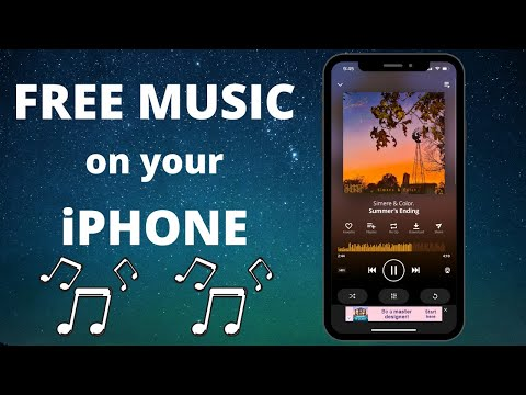 How to download music for free directly on your iphone!
