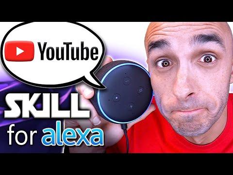 Alexa youtube skill: how to play free music on alexa
