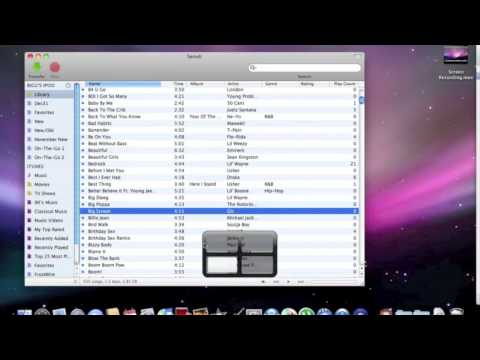How to transfer ipod touch/iphone/ipod music to itunes