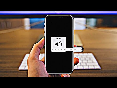 How to make your iphone speakers louder !! (max volume) (iphone hidden secrets)