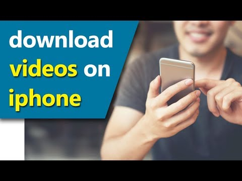 How to download any videos on iphone/ipad from internet? (updated 2021)