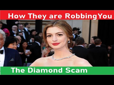 How we are tricked by the diamond industry. biggest marketing scam