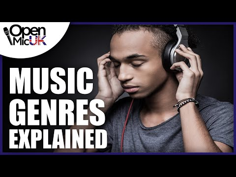Genres of music | defining different types of genres