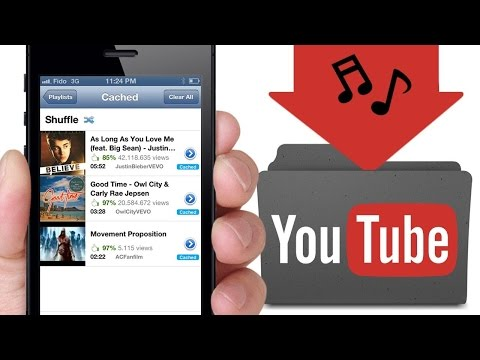 How to download music from youtube to iphone through itunes 2015
