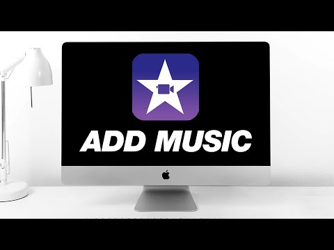 How to add music to imovie (imovie tutorial works in 2021)