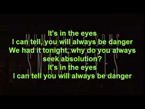 Mumford & sons - snake eyes with lyrics