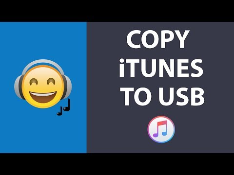 How to copy your itunes music library to usb flash drive [ mac 2020 ]