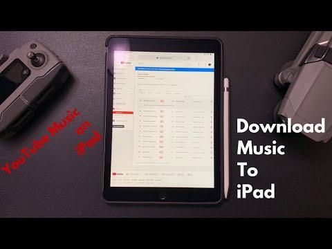 How to transfer youtube music to ipad or iphone or lumafusion (creator studios)
