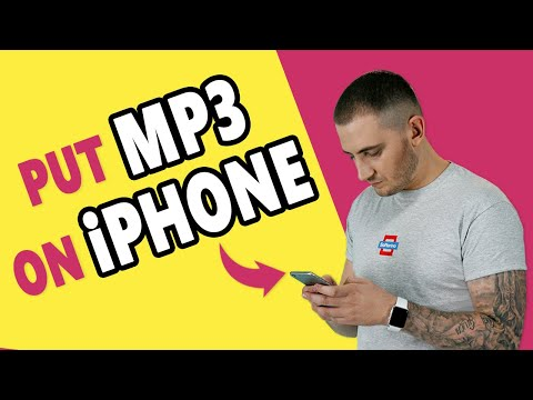 How to transfer mp3 to iphone without itunes (2021)