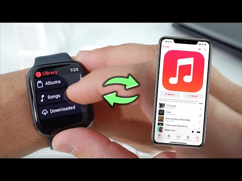 How to transfer music to your apple watch se