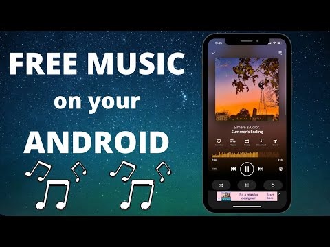 How to download music for free on your android phone!