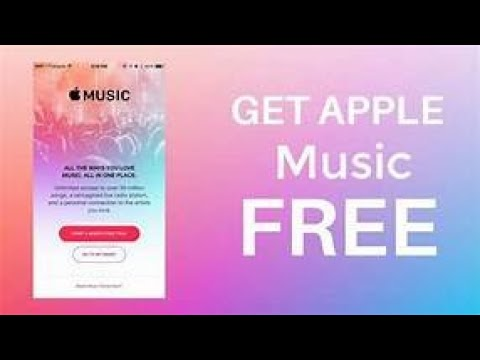 How to listen to songs on apple music for free! [100% working  no jailbreak  no injection]